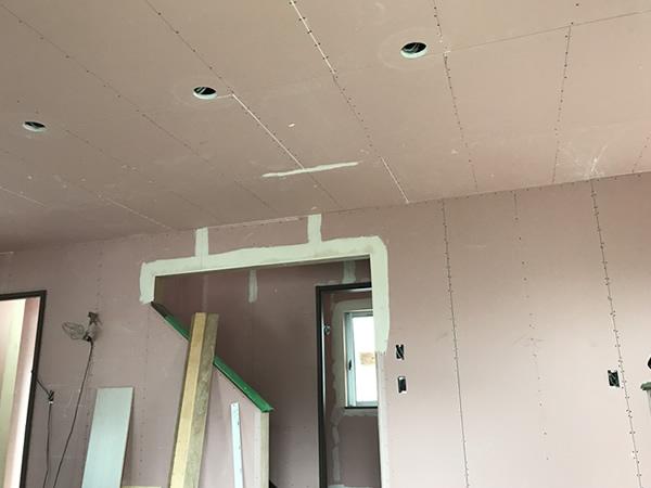 クロス(壁紙)・天井の張替